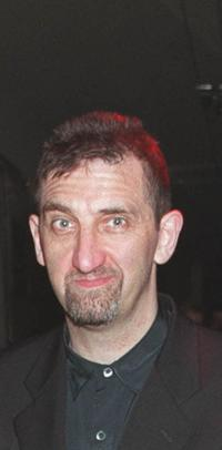 Jimmy Nail at the Stings aftershow party.
