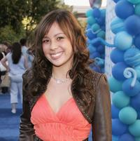 Malese Jow at the premiere of