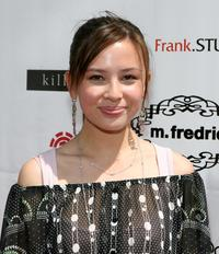 Malese Jow at the Camp Ronald McDonald For Good Times 1st Annual Celebrity Teen Fashion Show.