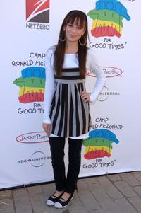Malese Jow at the Camp Ronald McDonald for kids 14th Annual Family Halloween Carnival.
