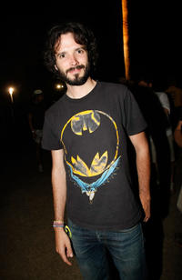 Bret McKenzie at the day 3 of the Coachella Valley Music and Arts Festival.