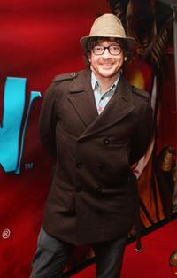 Rhys Darby at the opening night of