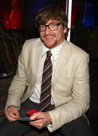 Rhys Darby at the Comedy Central's