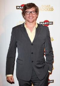 Rhys Darby at the premiere of