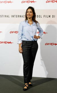 Diane Fleri at the photocall of