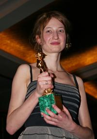 Alba Rohrwacher at the Italian Movie Awards