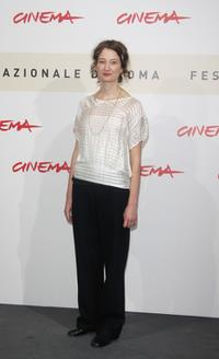Alba Rohrwacher at the photocall of