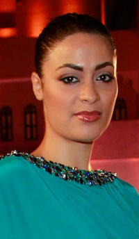 Yasmine Al Masri at the Awards Show and Closing Night Red Carpet and premiere of