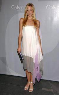 James King at the after party of Francisco Costa's Spring 2007 Calvin Klein Collection for Women.