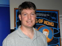 Steve Wiebe at the Los Angeles premiere of