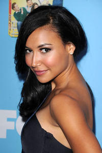 Actress Naya Rivera attends the premiere of 20th Century Fox's 'Glee' Season 2 held at Paramount Studios on September 7, 2010 in Hollywood, California.