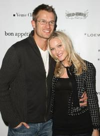 Johann Urb and Erin Urb at the Sundance Film Festival.