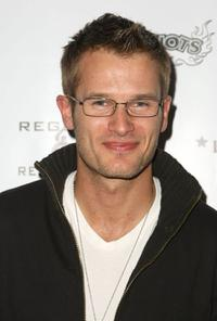 Johann Urb at the Sundance Film Festival.