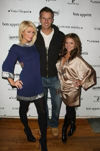 Paris Hilton, Johann Urb and Christine Lakin at the Sundance Film Festival.