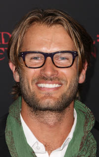 Johann Urb at the California premiere of