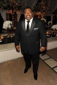 LaVan Davis at the Tyler Perry's First Annual Rise Above Celebration in California.