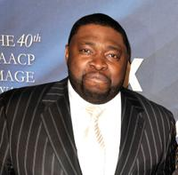 LaVan Davis at the 40th NAACP Image Awards.