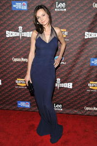 Anna Walton at the Spike TV's 2008 Scream Awards.