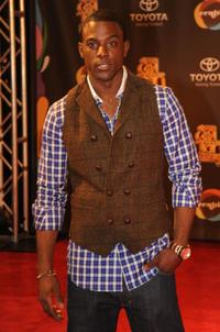 Lance Gross at the 2009 Soul Train Awards.