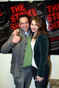 Nick Kroll and Kat Foster at the