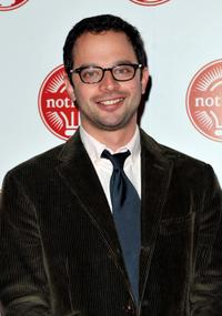Nick Kroll at the National Season premiere of