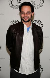 Nick Kroll at the premiere of
