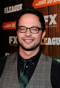 Nick Kroll at the premiere screening of