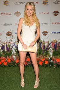 Helena Mattsson at the 11th Annual Maxim Hot 100 Party.