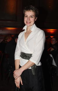 Anamaria Marinca at the 58th Berlinale International Film Festival.