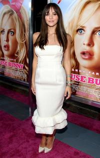 Katharine McPhee at the premiere of