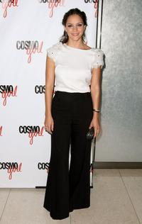 Katharine McPhee at the screening of