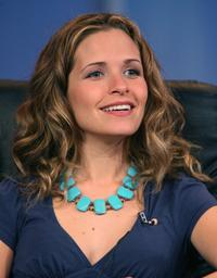 Sally Pressman at the 2007 Winter TCA Press Tour.