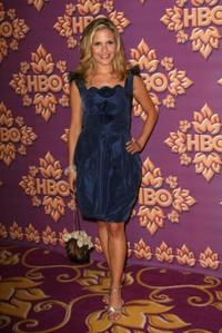 Sally Pressman at the HBO Emmy after party.