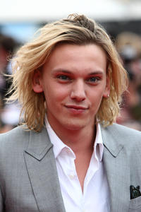 Jamie Campbell Bower at the National Movie Awards 2011 in London.