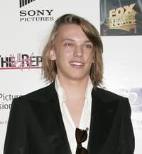 Jamie Campbell Bower at the third Annual