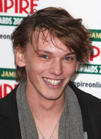 Jamie Campbell Bower at the Jameson Empire Awards 2009.