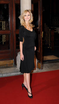 Jayne Wisener at the Irish Film And Television Awards 2008 in Dublin.