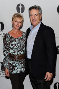 Marsha Morris and David Naughton at the AMPAS Presents