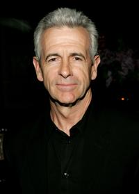 James Naughton at the cocktail reception prior to a musical tribute to composer John Kander.