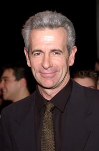 James Naughton at the CAP21 theater benefit honoring James Naughton and Broadway producer Julian Schlossberg.