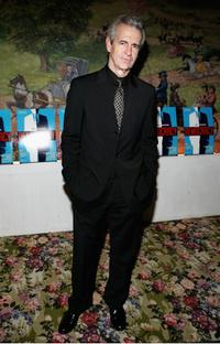 James Naughton at the opening night of