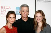 Sarah Michelle Gellar, James Naughton and Marin Ireland at the premiere of