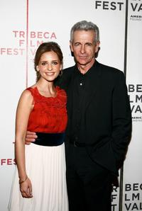 Sarah Michelle Gellar and James Naughton at the premiere of