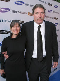 Jen Dierker and Brian Dierker at the California premiere of