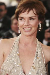 Claire Nebout at the world premiere opening gala of