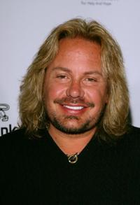 Vince Neil at the Celebrity Lock Room presents