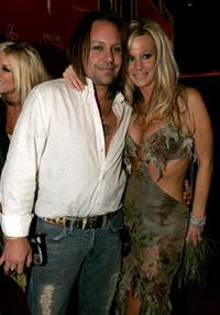 Vince Neil at the Opening Night Party of Teatro.