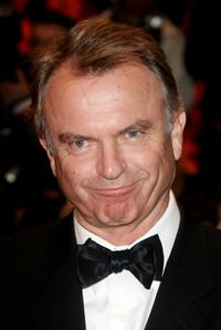 Sam Neill at the Golden Bear Award Ceremony of the 57th Berlin International Film Festival.