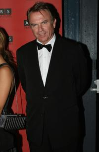 Sam Neill arrives at the inaugural AFTRS (Australian Film Television & Radio School) Gala Event.