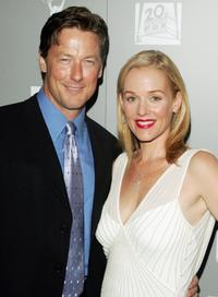 John Allen Nelson and Penelope Ann Miller at the 20th Century Fox Television and FOX Broadcasting Company 2006 Emmy party.